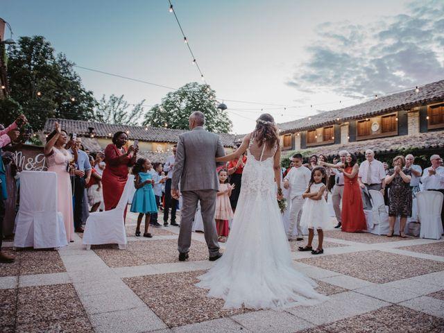 La boda de Marcos y Ghislaine en Barbastro, Huesca 28