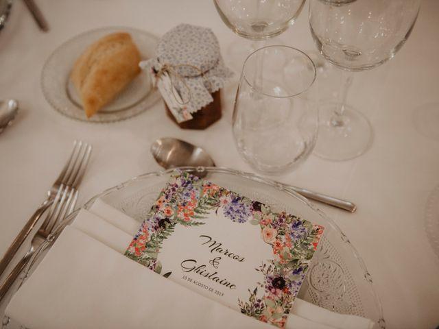 La boda de Marcos y Ghislaine en Barbastro, Huesca 29