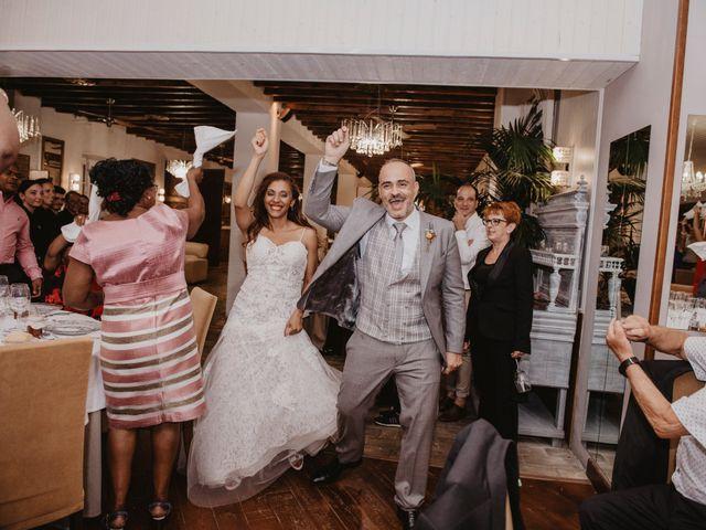 La boda de Marcos y Ghislaine en Barbastro, Huesca 30