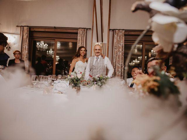 La boda de Marcos y Ghislaine en Barbastro, Huesca 32