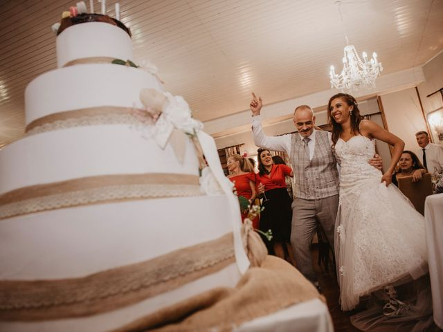 La boda de Marcos y Ghislaine en Barbastro, Huesca 33