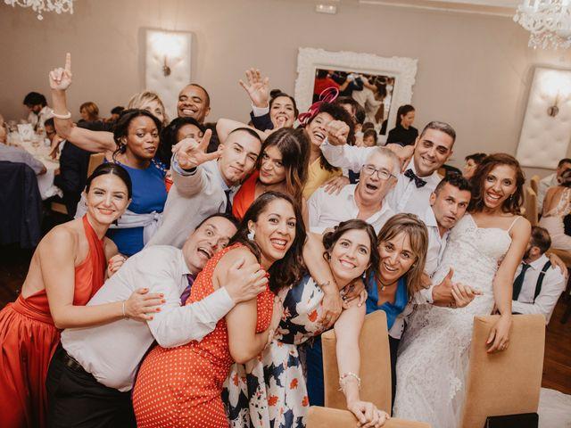 La boda de Marcos y Ghislaine en Barbastro, Huesca 34