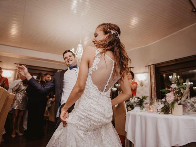 La boda de Marcos y Ghislaine en Barbastro, Huesca 36