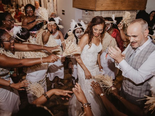 La boda de Marcos y Ghislaine en Barbastro, Huesca 37