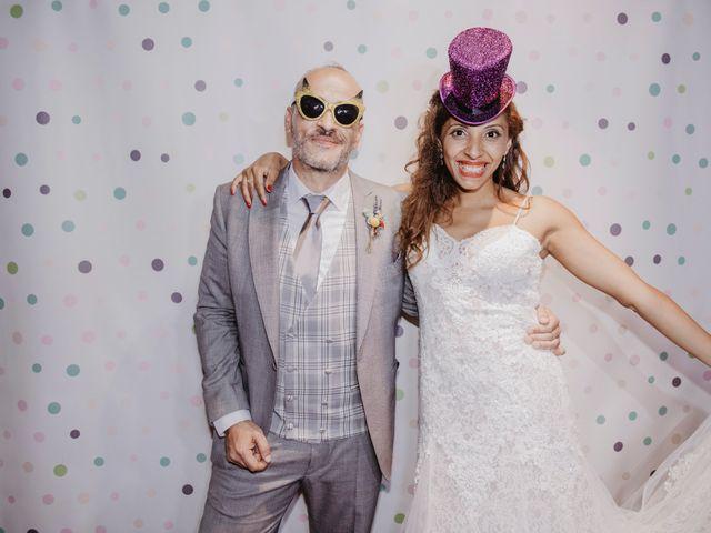 La boda de Marcos y Ghislaine en Barbastro, Huesca 38
