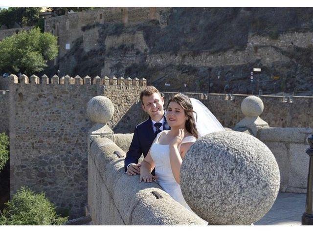 La boda de David y Marta en Toledo, Toledo 1