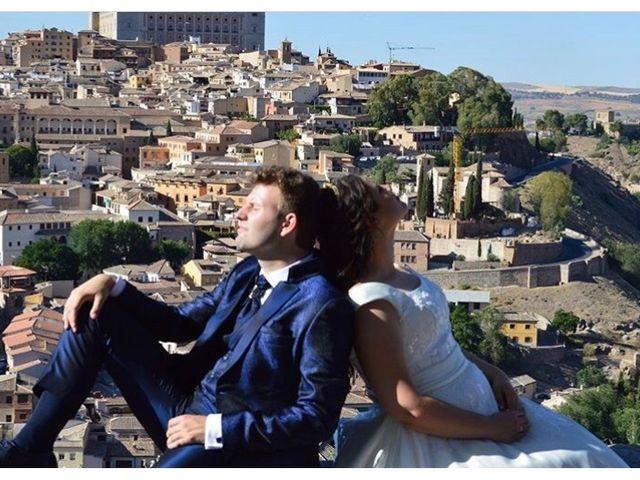 La boda de David y Marta en Toledo, Toledo 2