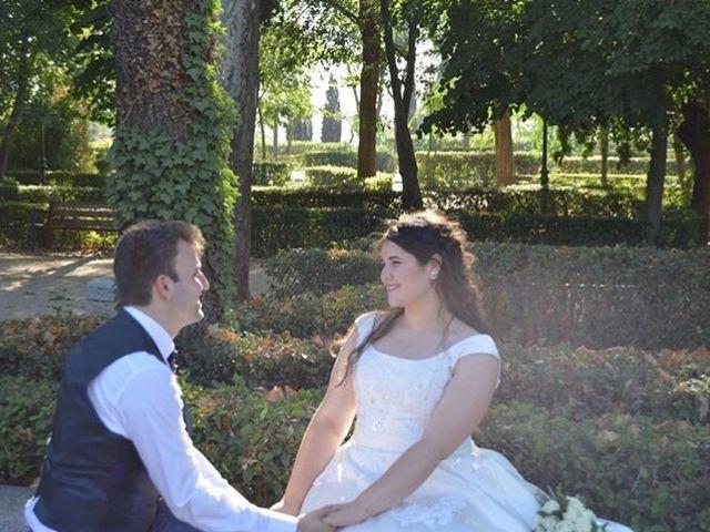 La boda de David y Marta en Toledo, Toledo 3