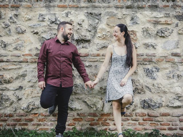 La boda de Adrian y Sara en Algete, Madrid 2