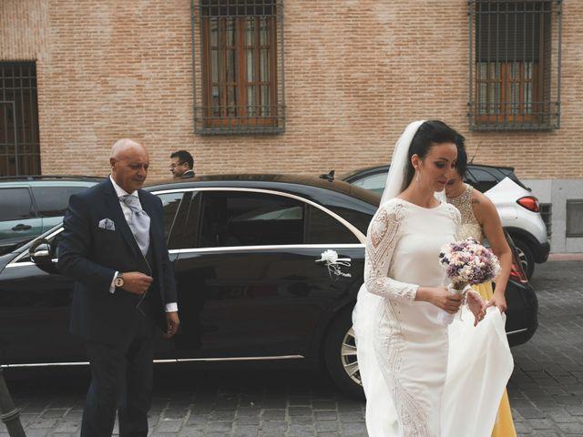 La boda de Adrian y Sara en Algete, Madrid 27