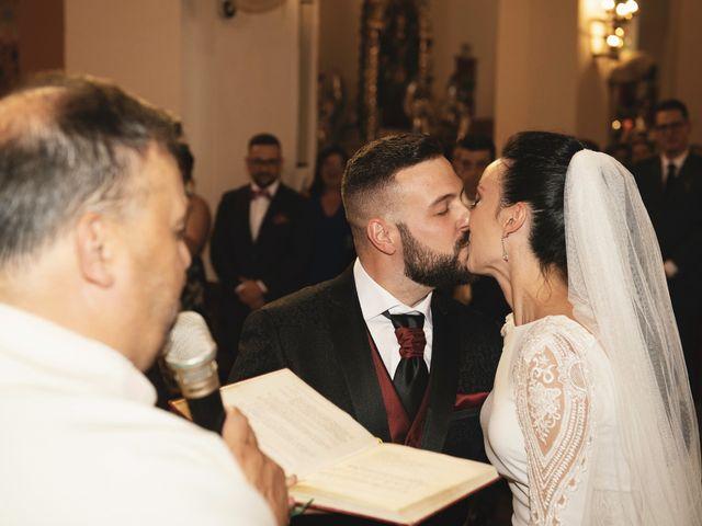 La boda de Adrian y Sara en Algete, Madrid 32