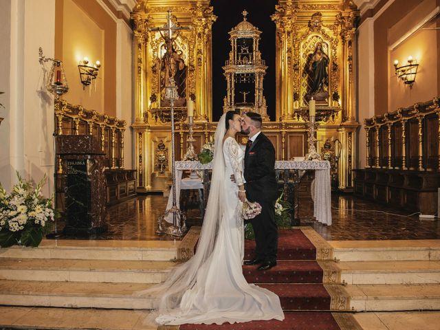 La boda de Adrian y Sara en Algete, Madrid 33