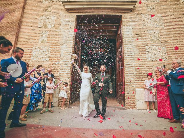 La boda de Adrian y Sara en Algete, Madrid 34