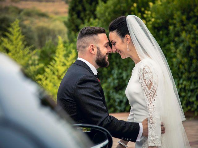 La boda de Adrian y Sara en Algete, Madrid 36