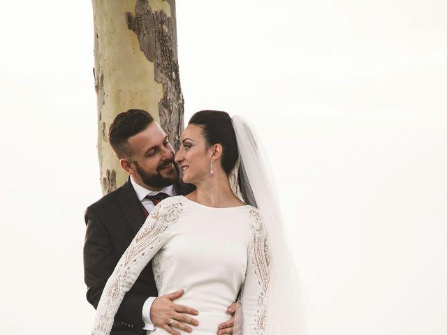 La boda de Adrian y Sara en Algete, Madrid 38