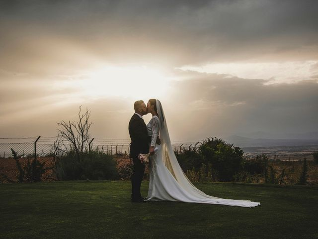 La boda de Sara y Adrian