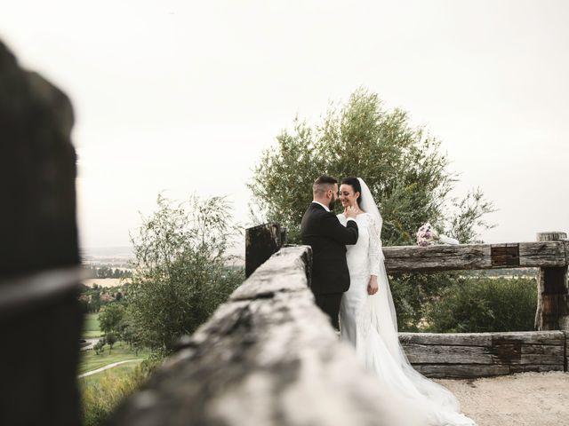 La boda de Adrian y Sara en Algete, Madrid 41
