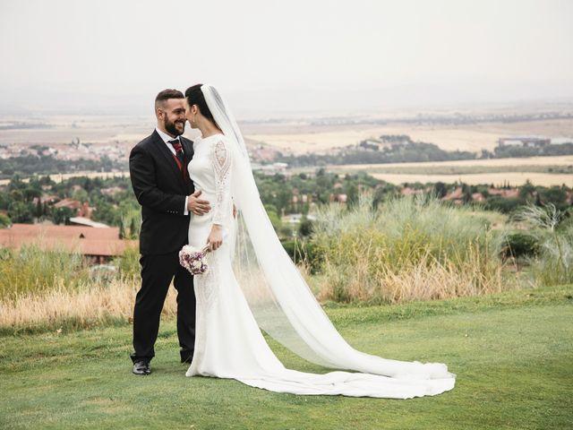 La boda de Adrian y Sara en Algete, Madrid 42