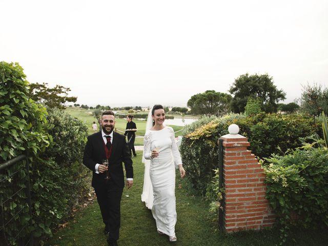 La boda de Adrian y Sara en Algete, Madrid 43