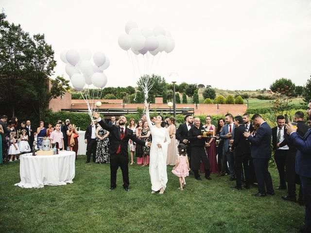 La boda de Adrian y Sara en Algete, Madrid 44