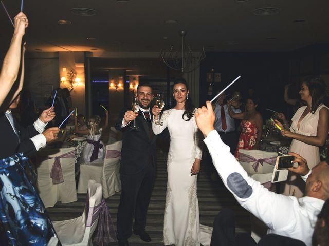 La boda de Adrian y Sara en Algete, Madrid 45