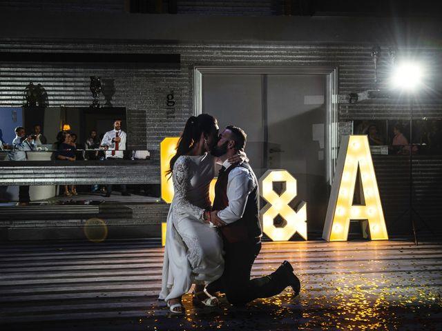 La boda de Adrian y Sara en Algete, Madrid 52