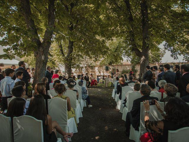 La boda de Pedro y Elia en Segovia, Segovia 13