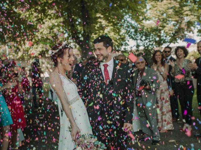 La boda de Pedro y Elia en Segovia, Segovia 14