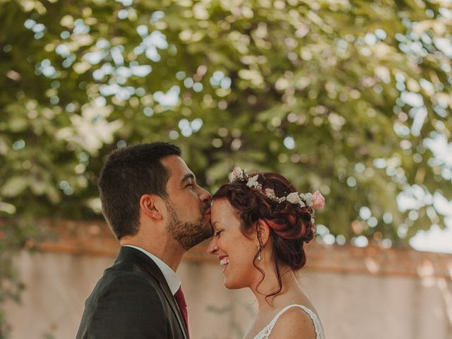La boda de Pedro y Elia en Segovia, Segovia 17