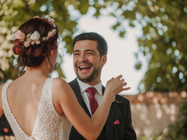 La boda de Pedro y Elia en Segovia, Segovia 18