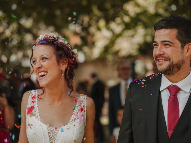 La boda de Pedro y Elia en Segovia, Segovia 19