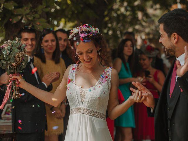 La boda de Pedro y Elia en Segovia, Segovia 20