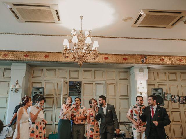 La boda de Pedro y Elia en Segovia, Segovia 22