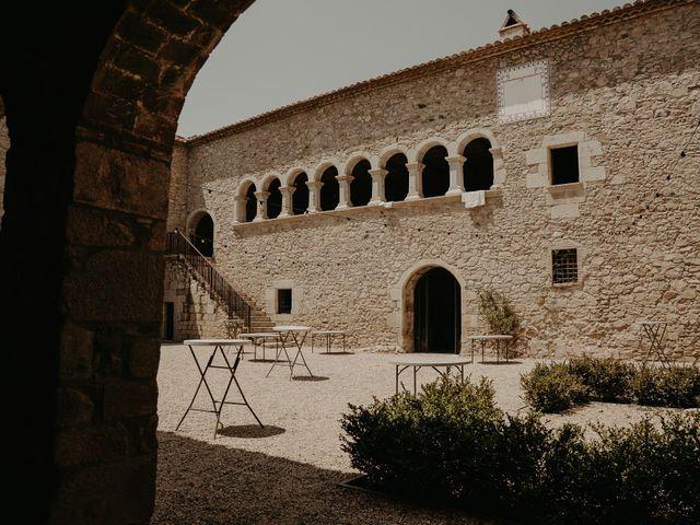 La boda de Stephen y Ari en Girona, Girona 1