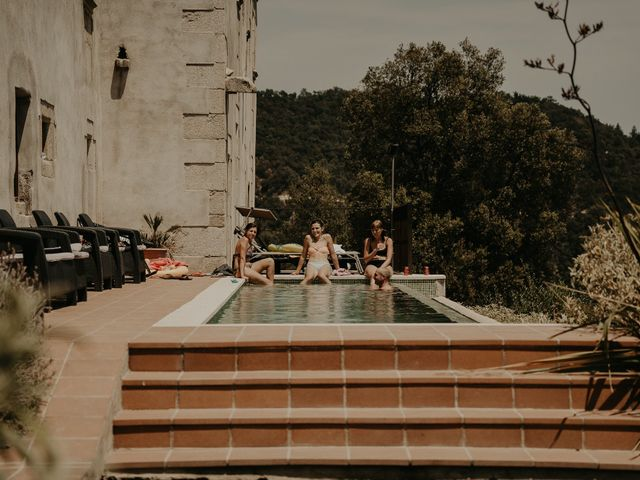 La boda de Stephen y Ari en Girona, Girona 3