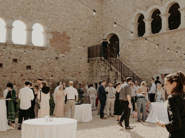 La boda de Stephen y Ari en Girona, Girona 22