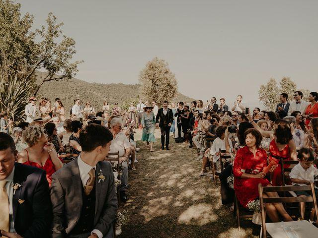 La boda de Stephen y Ari en Girona, Girona 28