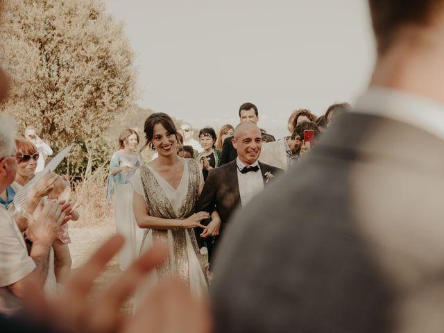 La boda de Stephen y Ari en Girona, Girona 33