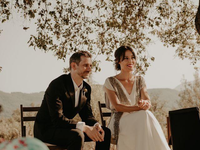 La boda de Stephen y Ari en Girona, Girona 35