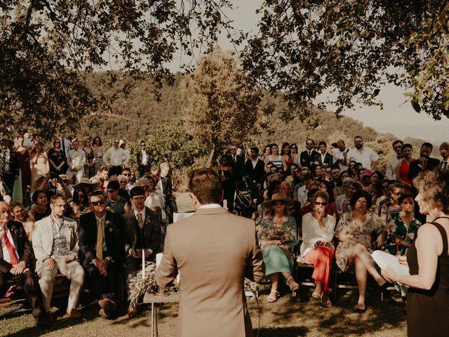 La boda de Stephen y Ari en Girona, Girona 36