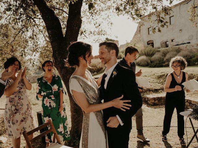 La boda de Stephen y Ari en Girona, Girona 38