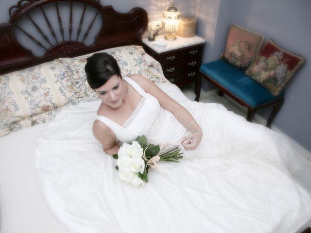 La boda de Jose Angel y Mª del Mar en Granada, Granada 2