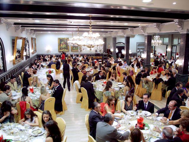 La boda de Jose Angel y Mª del Mar en Granada, Granada 12