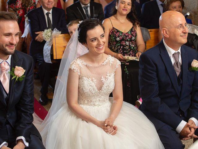 La boda de Ruben y Elena en Baiona, Pontevedra 27