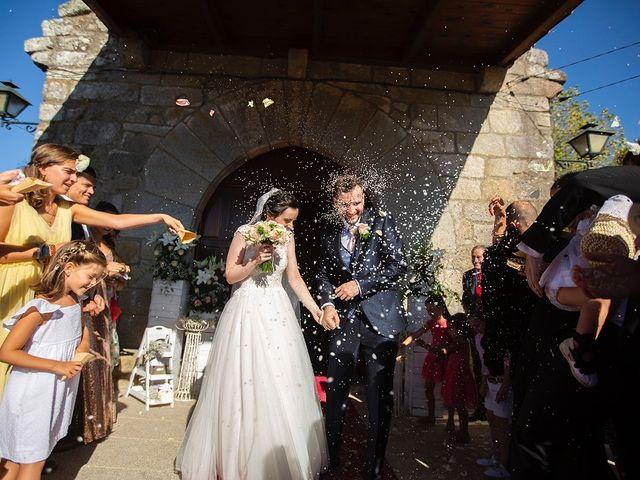 La boda de Ruben y Elena en Baiona, Pontevedra 30