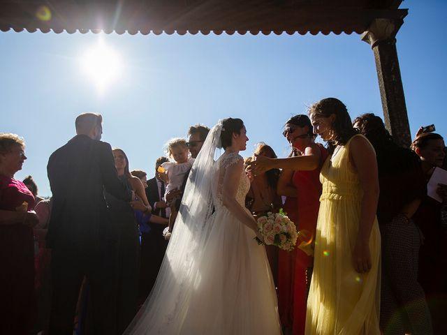 La boda de Ruben y Elena en Baiona, Pontevedra 34