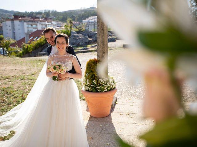La boda de Ruben y Elena en Baiona, Pontevedra 38