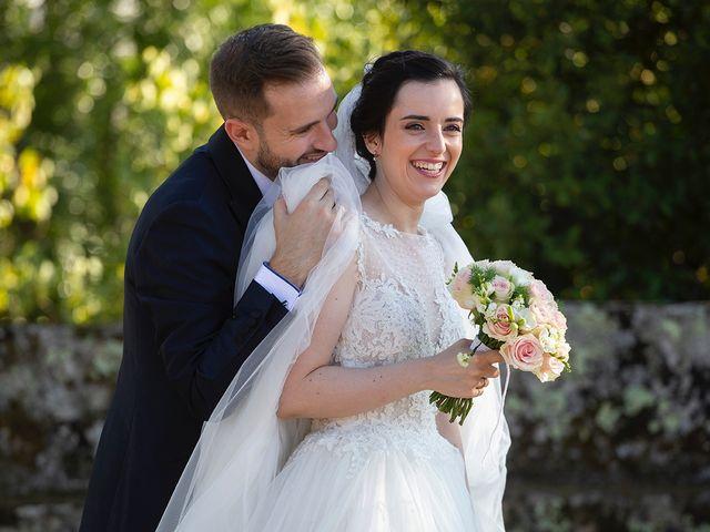 La boda de Ruben y Elena en Baiona, Pontevedra 41