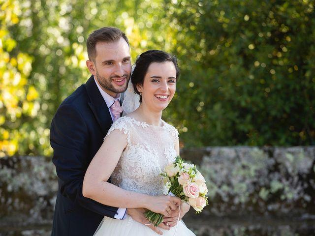 La boda de Ruben y Elena en Baiona, Pontevedra 42