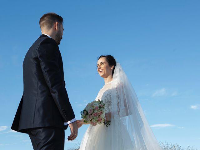 La boda de Ruben y Elena en Baiona, Pontevedra 46